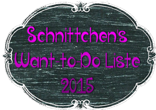 Want-to-Do Liste 2015