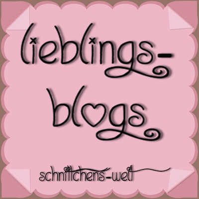 Lieblings-Blogs