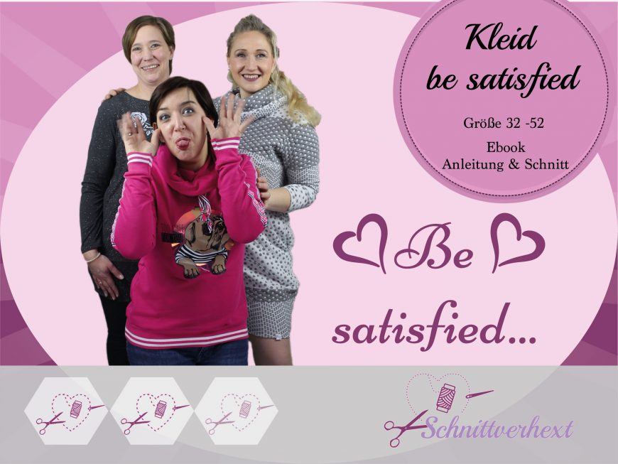 Titelbild-be satisfied