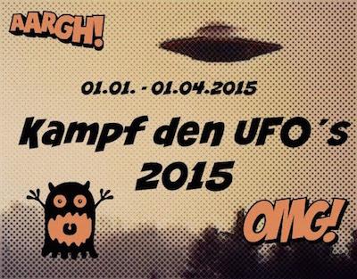 Kampf den Ufo