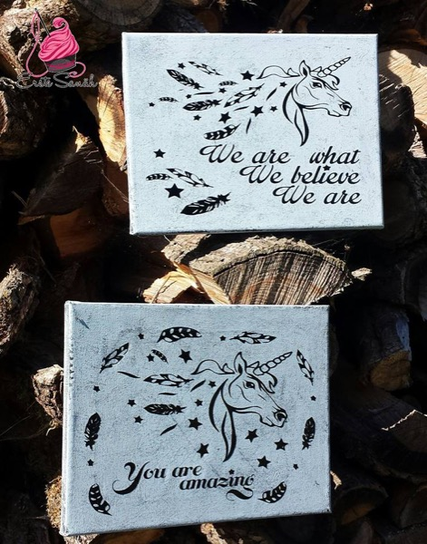 Einhörner Believe in Unicorns