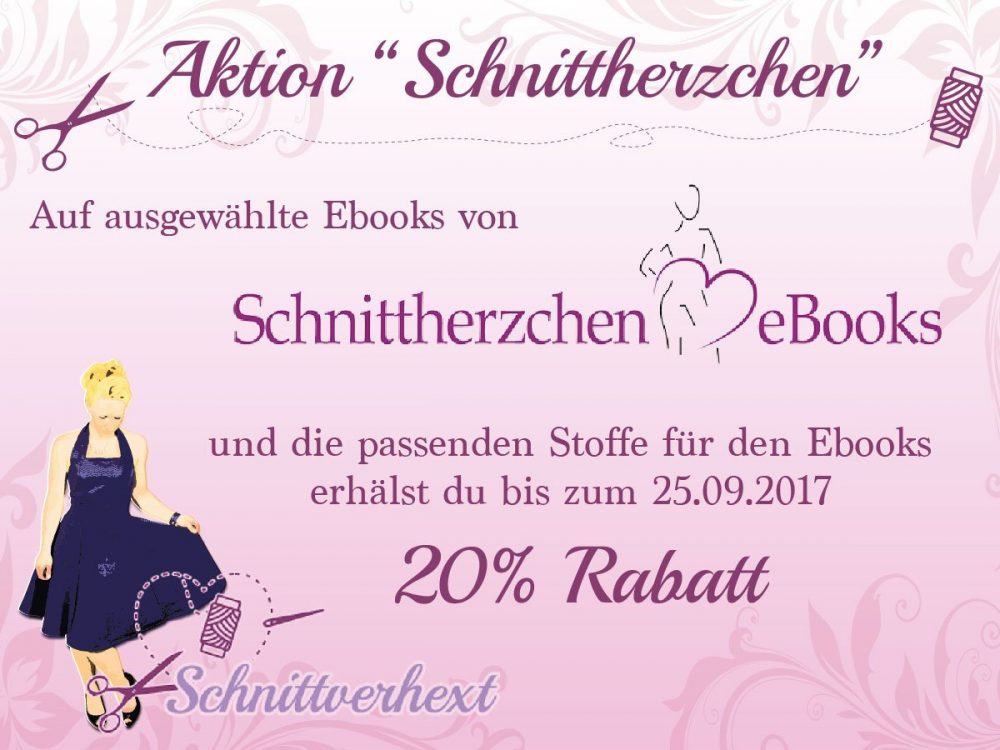 {zu Gast} Schnittherzchen